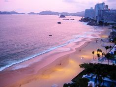 Go to Acapulco. Crossing this one off Spring Break!! :)