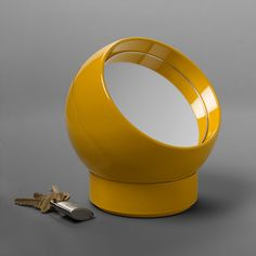 Mirror Ball Container
