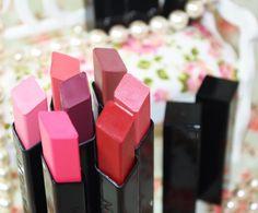 Os batons da linha Color Precise da Avon