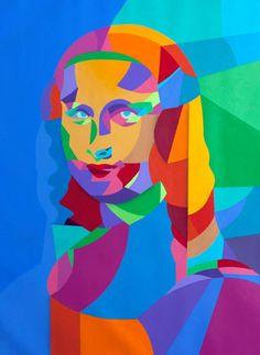 0599 [Leonardo Moleiro] Mona Lisa