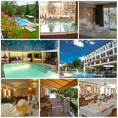 Hotel Calimbra Miskolctapolca  -  Calimbra wellness élmények  12.150 Ft/fő/éjtől!