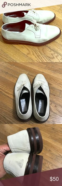 David and Joan New York Men Casual Dress Shoes David and Joan New York Men Casual Dress Shoes Size 11 Some scuff marks as pictured extremely comfortable great shoes Shoes Oxfords & Derbys
