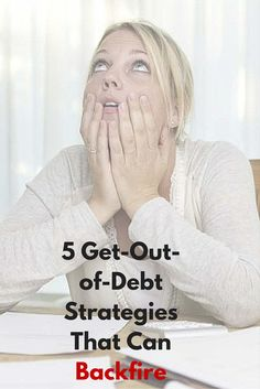 With the amount of strain debt can put on your wallet and your life, it's no wonder why so many people find themselves searching for quick fixes.
