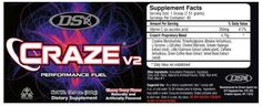 It's back - Craze by Driven Sports - Craze V2.  Jump in on our pre sale now!  Go to >>> https://www.flexitnutrition.com/Driven-Sports #craze #crazev2 #flexit #supplements #preworkout