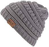Free Pattern: Stripey Knit Slouchy Beanies - moogly