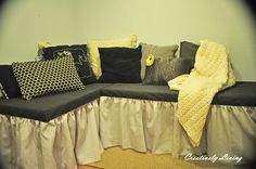 The Reading Nook Project: The Bench