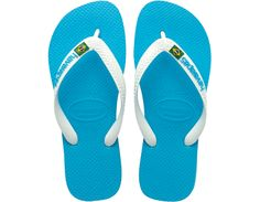 Havaianas!  They remind me of my parent's three-years in Brazil.  Maravilhoso!