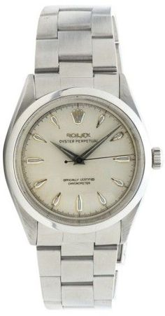 Buy new watches and certified pre-owned watches in excellent condition at Truefacet. Shop Rolex, Hublot, Patek & more luxury watch brands, authentication guaran Pre Owned Watches, Watches For Men, Luxury Watch Brands, Rolex Oyster Perpetual, Vintage Watches, Oysters, Chronograph, Rolex Watches, Jewelry Design