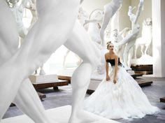 All or Nothing by Mario Testino
