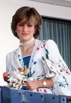 Diana, Giblaltar, 1981 © Getty Images