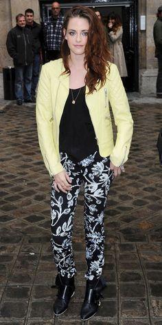Kristen Stewart On Her Evolving Style, Red-Carpet Clichés,