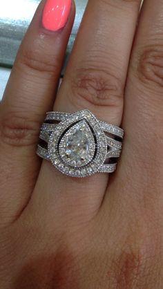 thick diamond wedding bands - Google Search