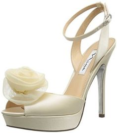 a6aabb1ab9bc Nina Women s Makara-YS Platform Pump  fashion  beauty  dress  shoes Platform.  Platform High HeelsChiffon ...