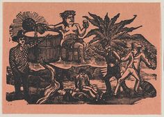 Bacchus and victims of alcholism drinking together