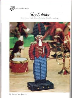 Toy Soldier 1/3