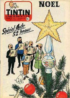 Tintin by Herge