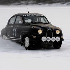 Saab 96 Bullnose