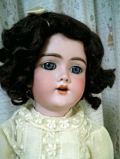 antique doll by toni