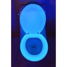 Night Glow Seats Round Glow Toilet Seat