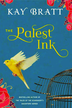 Books I Think You Should Read: Book Review and GIVEAWAY: The Palest Ink, by Kay Bratt {ends 12/14}