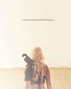 ♥ Khaleesi ♥ Daenerys Targaryen ♥ Emilia Clarke ♥ game of thrones//