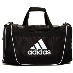 f5f7231bbfdb adidas Defender II Duffle Bag ( 30) ❤ liked on Polyvore featuring bags