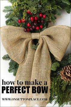 10 Christmas Decor Ideas - On Sutton Place