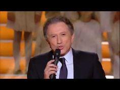 Michel Drucker - Nul ne guérit de son enfance - Le Grand Show de Jean Ferrat - 14 Mars 2015