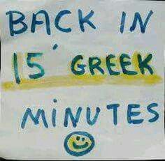 What makes a Greek a Greek? I found the answer Forty years ago, when I left England for a new life in Greece. Passion made me do it, I had met MGG (my Greek God),. Greek Memes, Funny Greek, Greek Quotes, Funny Quotes, Funny Memes, Hilarious, Greek Culture, Lol, Athens Greece