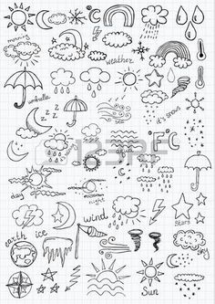 Weather Symbols photo