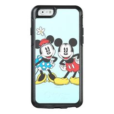 Mickey & Minnie | Classic Pair iphone case