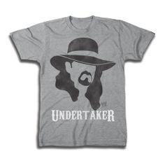 Undertaker vintage WWE Tee #WWE #undertaker #tshirtmall Only $12 http://tshirtmall.com/Product/undertaker-wwe-vintage-tee-1469