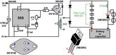 usb li-ion battery charger circuit