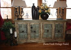 How to Get a Layered Paint Look Using Annie Sloan Chalk Paint