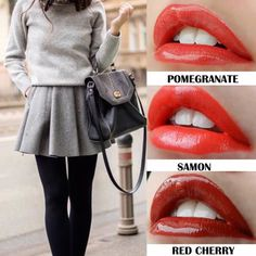 Order these LipSense colors on my site! Message me if you are want 50% off!!