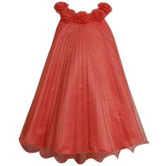 Size-4 BNJ-7307R CORAL WHITE FLOCK PIN DOT CRYSTAL PLEAT MESH TRAPEZE Special Occasion Flower Girl Easter Party Dress,R37307 Bonnie Jean LITTLE GIRLS Bonnie Jean, http://www.amazon.com/dp/B007AQ6Y7A/ref=cm_sw_r_pi_dp_pOYRpb1PAZT93