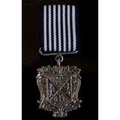 Médaille Décoration Steampunk Militaire Officier