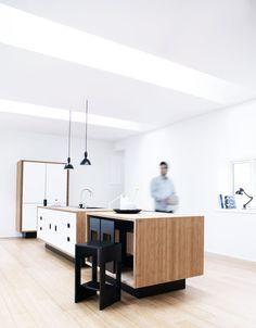 Bambus i skandinavisk design - Køkkenskaberne
