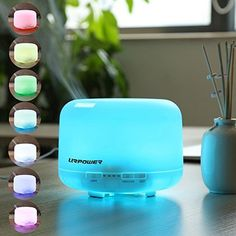 Essential-Aroma-Oil-Diffuser-humidifier-7-LED-Color-Changing-Lamps