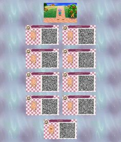 """espurrs-newleaf:  """"Finally made a spring path! I've gone for some exciting confetti to celebrate an exciting season! Enjoy ^-^  """""""