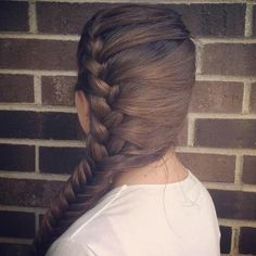 Image via We Heart It https://weheartit.com/entry/135292045/via/6646216 #beauty #cute #french #hair #style