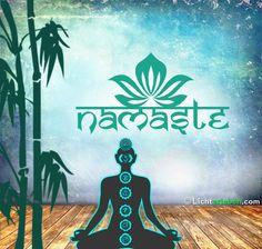 Halbe Wandaufkleber Abnehmbare Vinyl Mandala Aufkleber Meditation Yoga Wandkunst Applique f/ür Schlafzimmer Wohnzimmer Badezimmer 2 Gr/ö/ßen