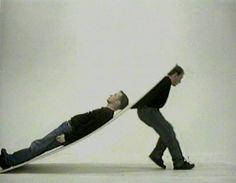1109-83:  John Wood & Paul Harrison, Board, 1993