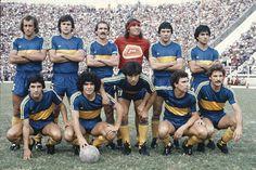 Boca Juniors 1981.