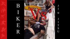Biker Vs Jiu Jitsu #jiujitsu #martialart #bikers