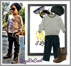 Combat Boots For Boys - Cr Boot