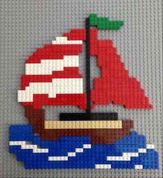 Ship Mosaic | Flickr - Photo Sharing!