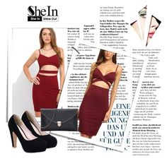"""""""SheIn I/2"""" by a-camdzic ❤ liked on Polyvore"""