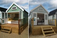 Mudeford Beach Huts 51
