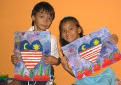Merdeka drawing Classroom Bunting, Crafts For Kids, Arts And Crafts, Drawings, Crafts For Children, Kids Arts And Crafts, Sketches, Art And Craft, Drawing